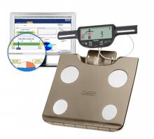 TANITA BC-601 se slotem na SD kartu + software GMON Standart